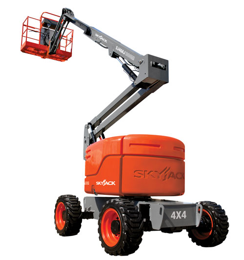 BOOM LIFTS FOR SALE